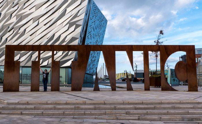 Belfast Titanik Müzesi