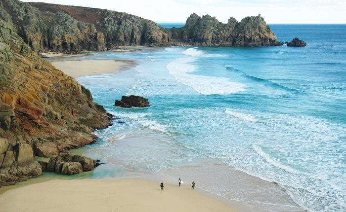 Doğa Tutkunları için İngiltere'nin En Güzel Sahilleri